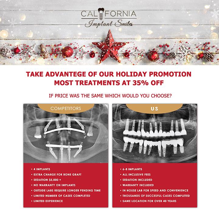 California Implant Smiles Website